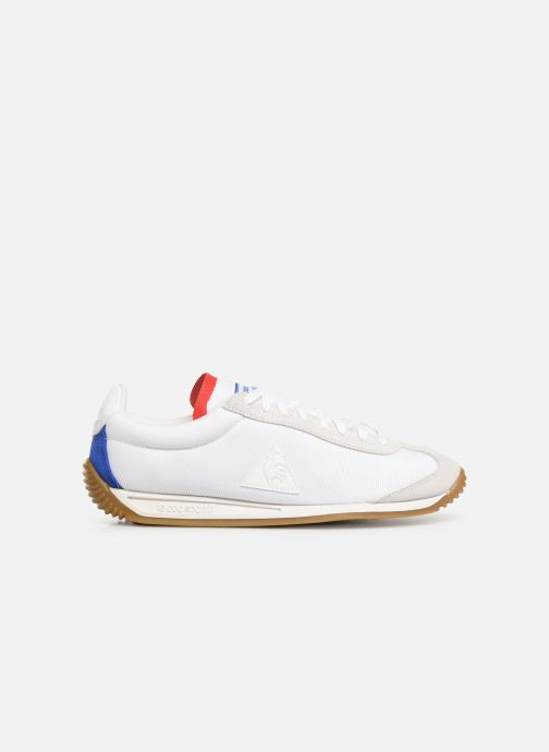 Trainers Le Coq Sportif Quartz SPORT White back view