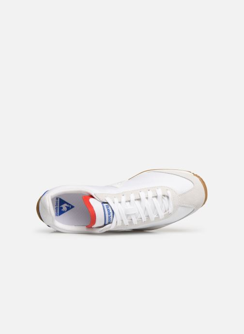 Trainers Le Coq Sportif Quartz SPORT White view from the left