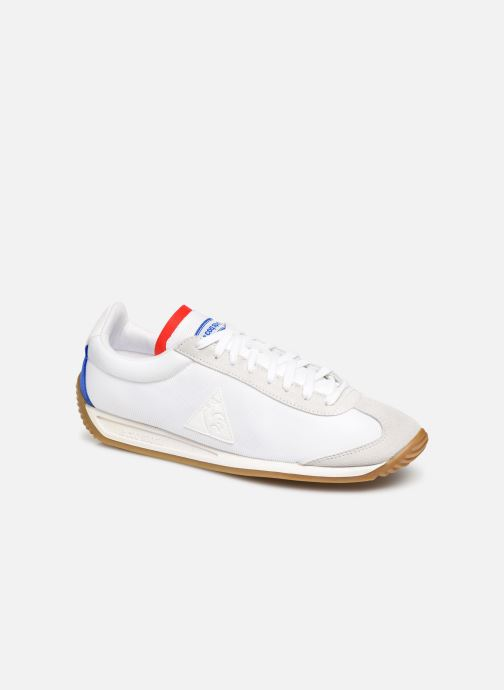 Trainers Le Coq Sportif Quartz SPORT White detailed view/ Pair view
