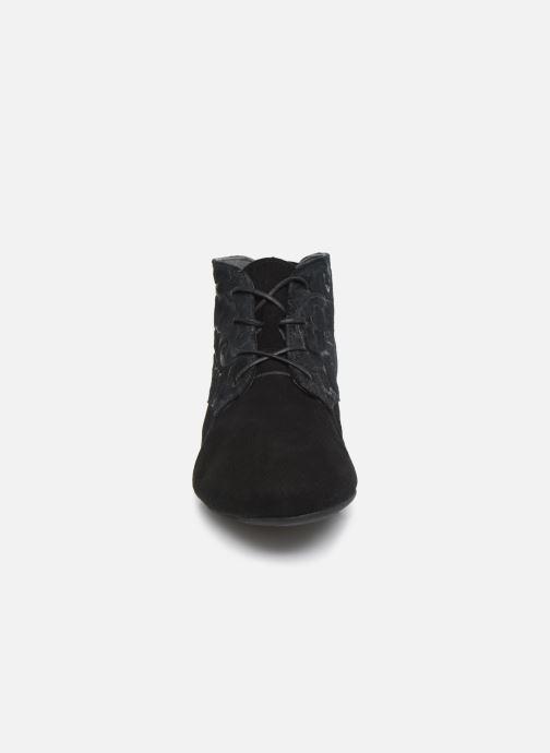 Boots en enkellaarsjes Think! Guad 85274 Zwart model