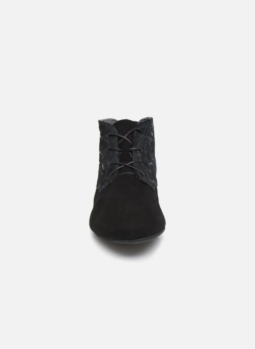 Stiefeletten & Boots Think! Guad 85274 schwarz schuhe getragen