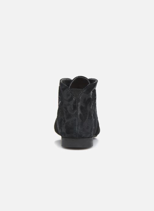 Boots en enkellaarsjes Think! Guad 85274 Zwart rechts