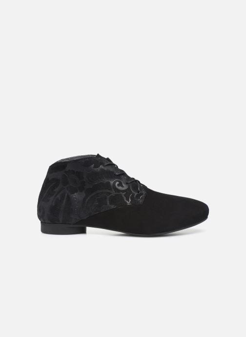 Boots en enkellaarsjes Think! Guad 85274 Zwart achterkant