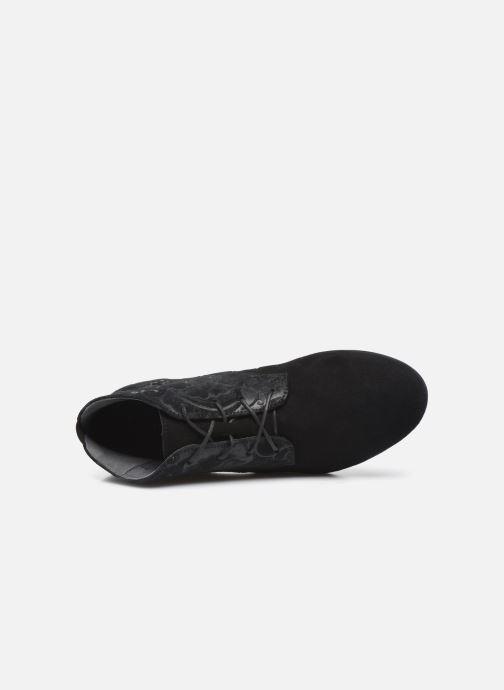 Boots en enkellaarsjes Think! Guad 85274 Zwart links