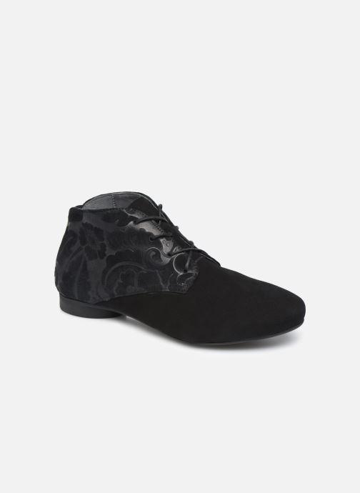 Boots en enkellaarsjes Think! Guad 85274 Zwart detail
