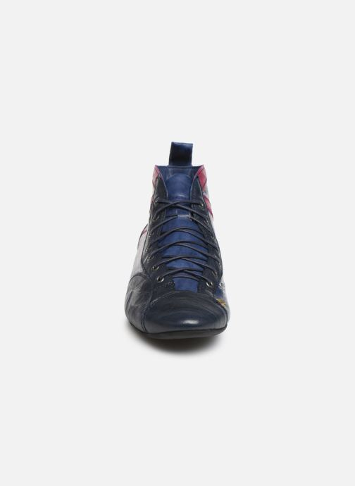 Bottines et boots Think! Guad 85288 Bleu vue portées chaussures
