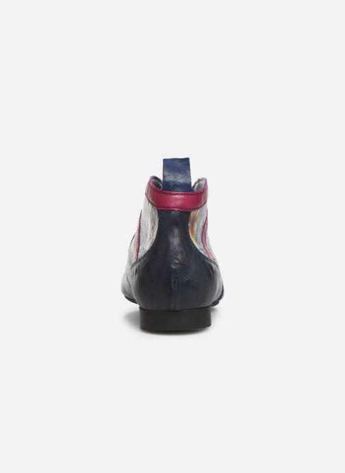 Bottines et boots Think! Guad 85288 Bleu vue droite