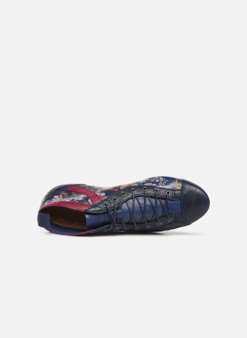 Bottines et boots Think! Guad 85288 Bleu vue gauche