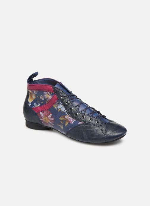 Bottines et boots Think! Guad 85288 Bleu vue détail/paire