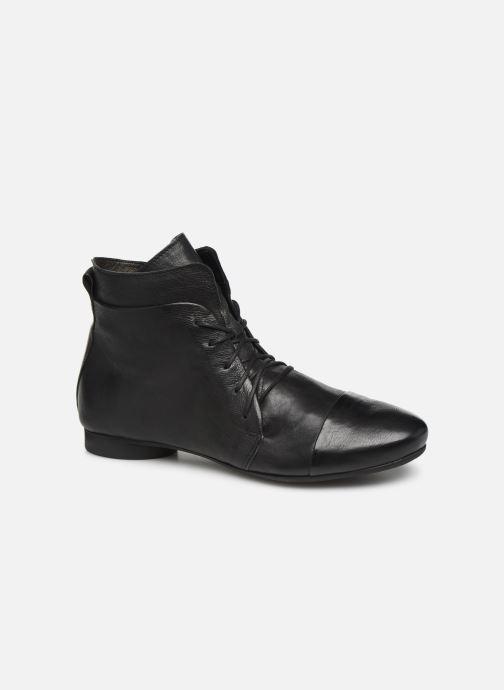 Ankelstøvler Think! Guad 85279 Sort detaljeret billede af skoene