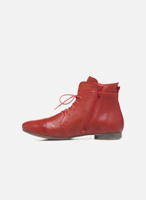 Bottines et boots Think! Guad 85279 Rouge vue face
