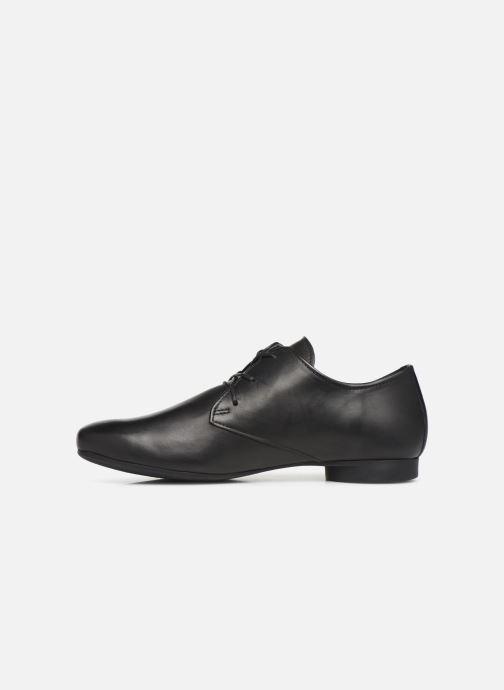 Chaussures à lacets Think! Guad 85270 Noir vue face