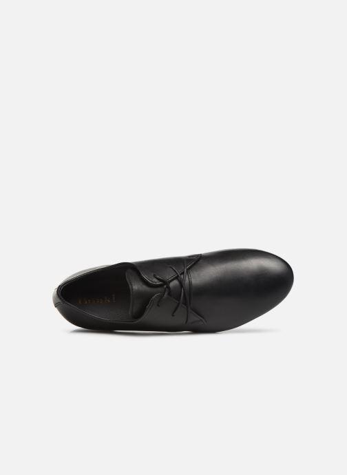 Chaussures à lacets Think! Guad 85270 Noir vue gauche