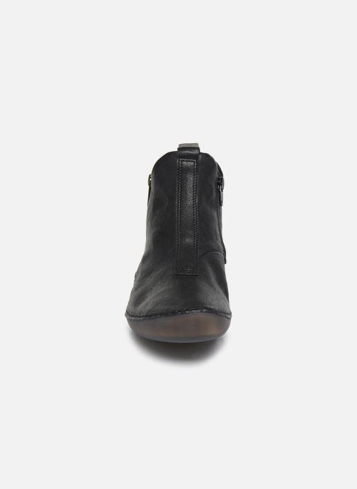 Bottines et boots Think! Kapsl 85067 Noir vue portées chaussures