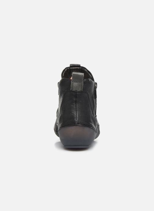 Bottines et boots Think! Kapsl 85067 Noir vue droite