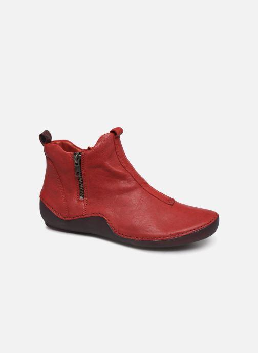 Bottines et boots Think! Kapsl 85067 Rouge vue détail/paire