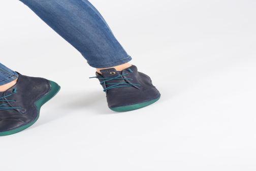 Stiefeletten & Boots Think! Kapsl 85060 blau ansicht von unten / tasche getragen