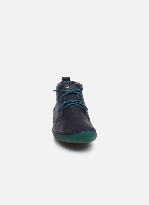 Stiefeletten & Boots Think! Kapsl 85060 blau schuhe getragen