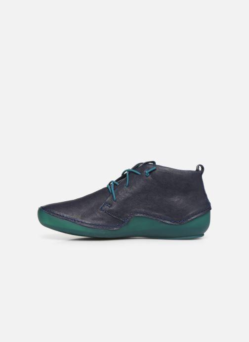 Stiefeletten & Boots Think! Kapsl 85060 blau ansicht von vorne