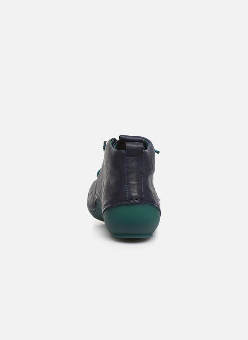 Stiefeletten & Boots Think! Kapsl 85060 blau ansicht von rechts