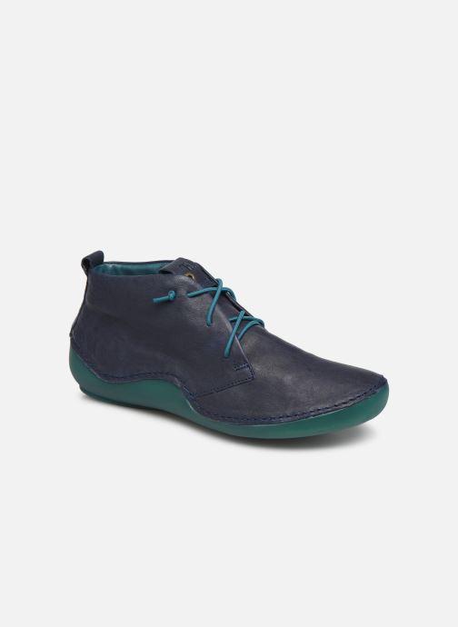 Bottines et boots Think! Kapsl 85060 Bleu vue détail/paire