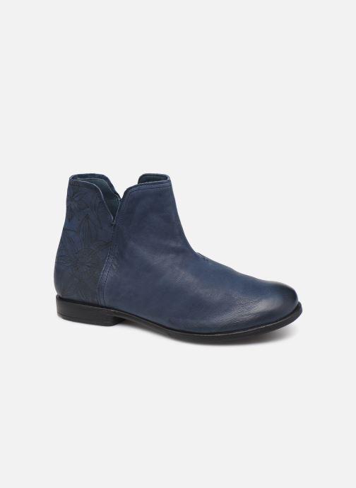 Bottines et boots Think! Agrat 85223 Bleu vue détail/paire