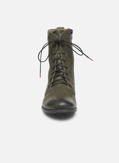 Bottines et boots Think! Agrat 85227 Vert vue portées chaussures