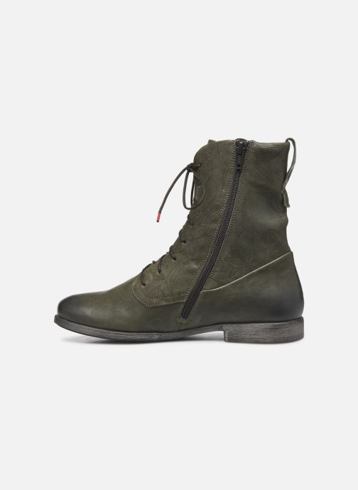 Bottines et boots Think! Agrat 85227 Vert vue face