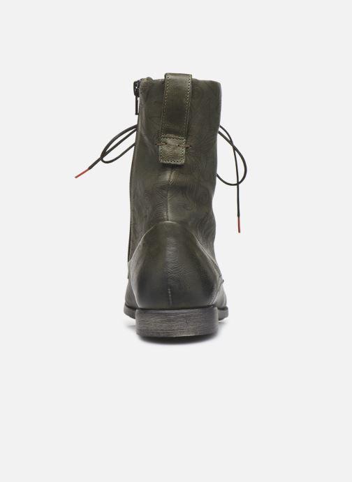 Bottines et boots Think! Agrat 85227 Vert vue droite