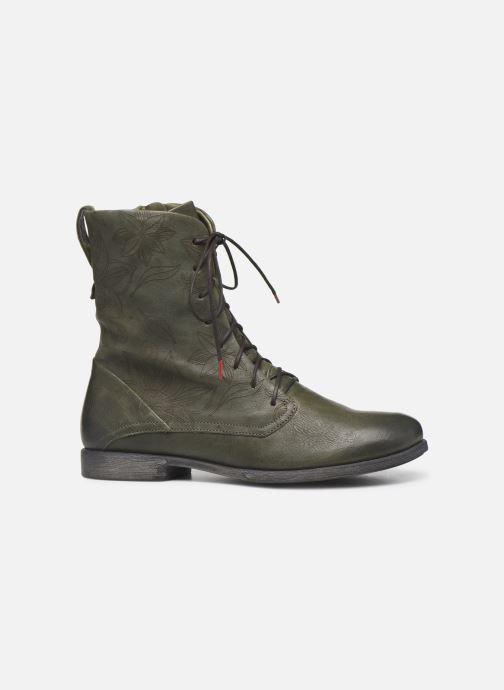 Boots en enkellaarsjes Think! Agrat 85227 Groen achterkant
