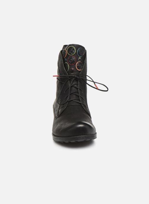 Boots en enkellaarsjes Think! Denk 85013 Zwart model