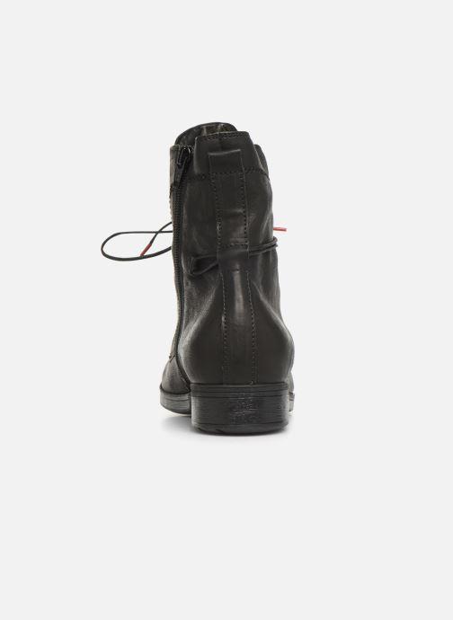 Boots en enkellaarsjes Think! Denk 85013 Zwart rechts