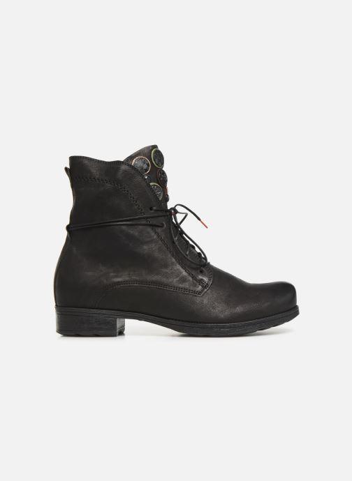 Boots en enkellaarsjes Think! Denk 85013 Zwart achterkant