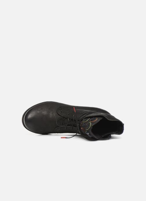 Boots en enkellaarsjes Think! Denk 85013 Zwart links