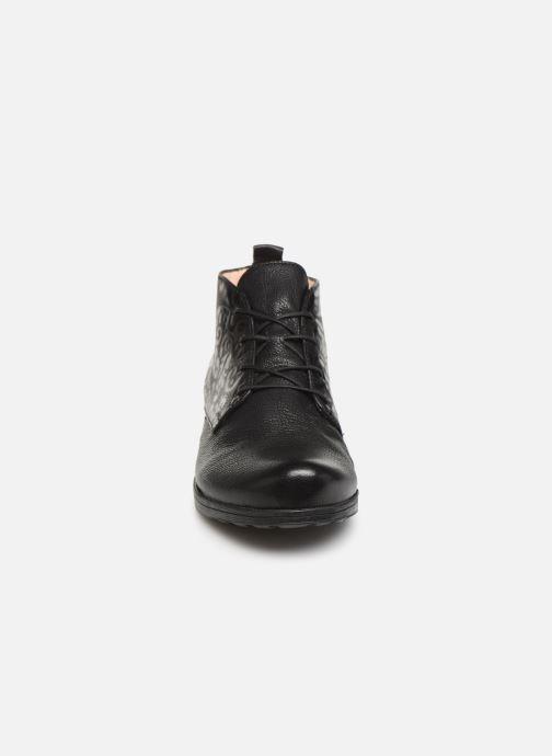 Boots en enkellaarsjes Think! Denk 85017 Zwart model