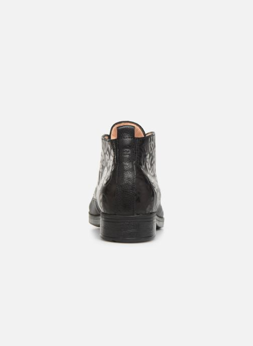 Bottines et boots Think! Denk 85017 Noir vue droite