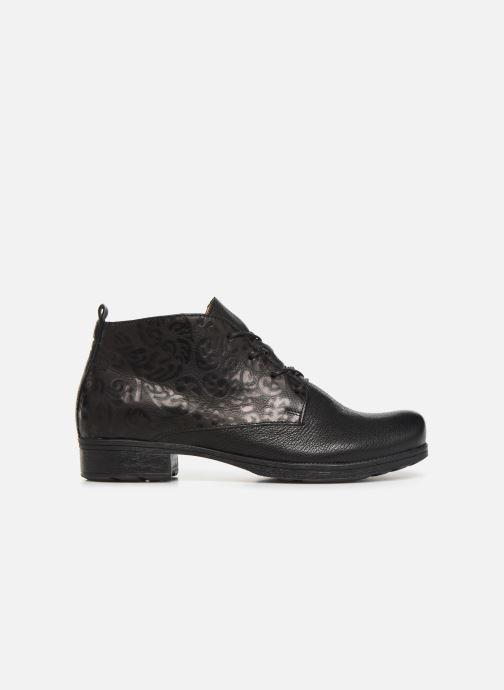 Boots en enkellaarsjes Think! Denk 85017 Zwart achterkant