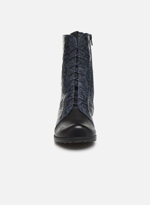 Bottines et boots Think! Denk 85024 Bleu vue portées chaussures