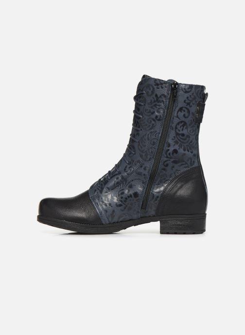 Bottines et boots Think! Denk 85024 Bleu vue face