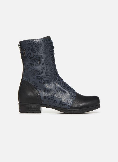 Bottines et boots Think! Denk 85024 Bleu vue derrière