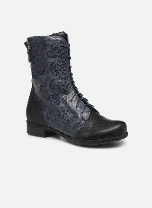 Bottines et boots Think! Denk 85024 Bleu vue détail/paire