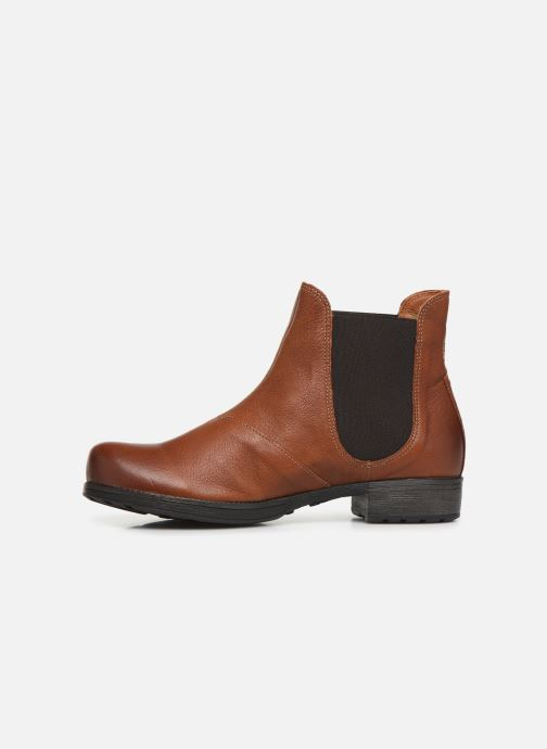 Bottines et boots Think! Denk 85027 Marron vue face