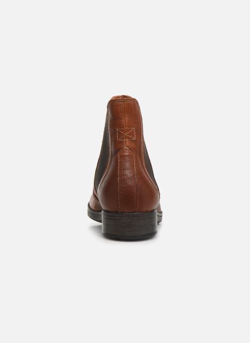 Bottines et boots Think! Denk 85027 Marron vue droite