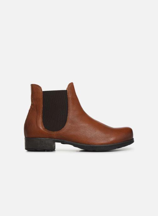 Boots en enkellaarsjes Think! Denk 85027 Bruin achterkant