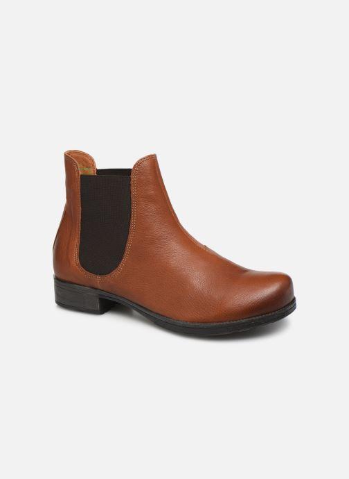 Bottines et boots Think! Denk 85027 Marron vue détail/paire