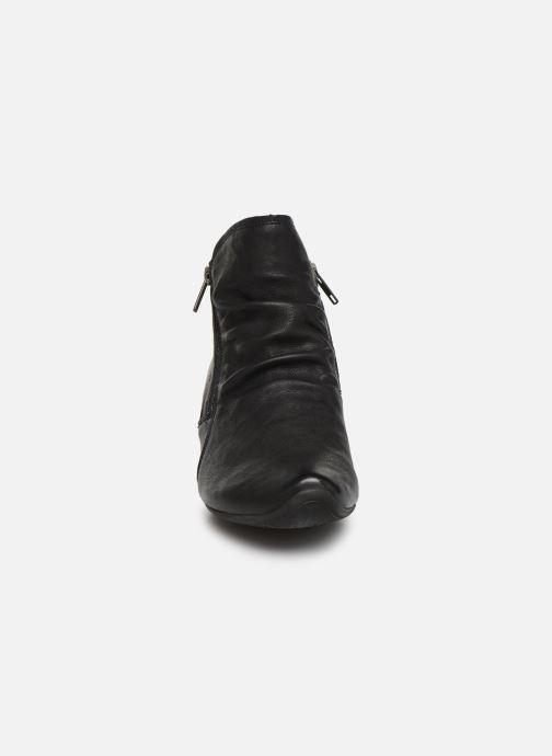 Stiefeletten & Boots Think! Aida 85266 schwarz schuhe getragen