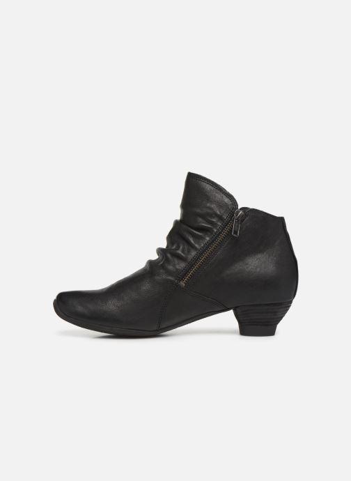 Bottines et boots Think! Aida 85266 Noir vue face