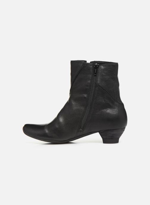Bottines et boots Think! Aida 85263 Noir vue face