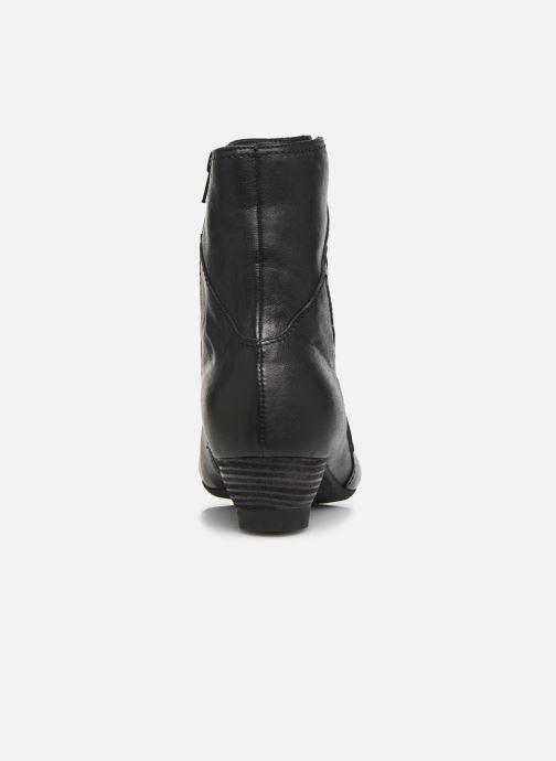 Bottines et boots Think! Aida 85263 Noir vue droite