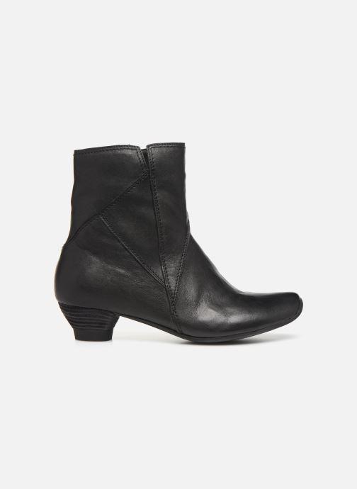 Boots en enkellaarsjes Think! Aida 85263 Zwart achterkant